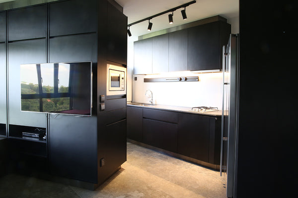 Customized Kitchen System