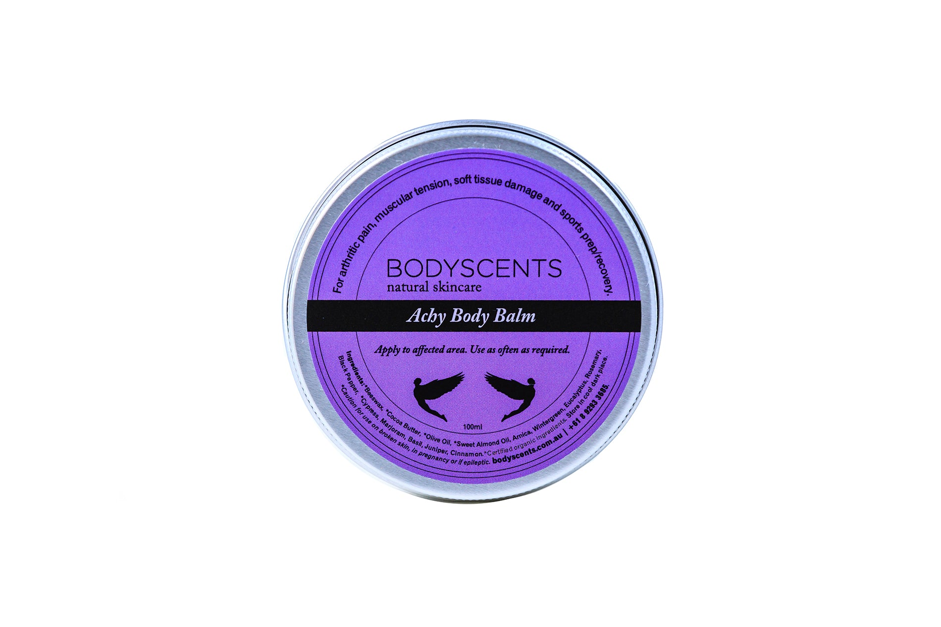Achy Body Balm Pain Cream  - Bodyscents