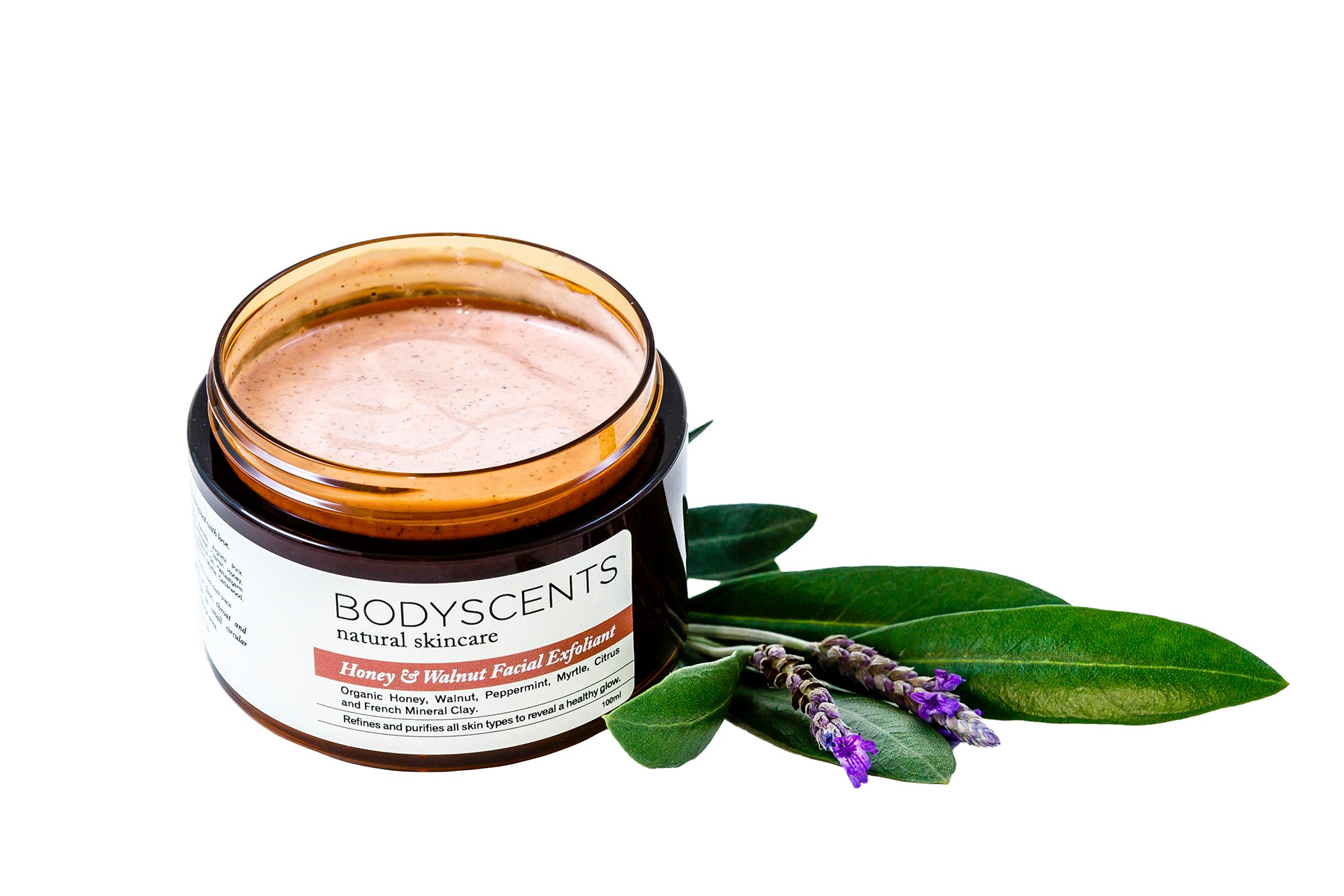 Honey Walnut Exfoliant - Bodyscents