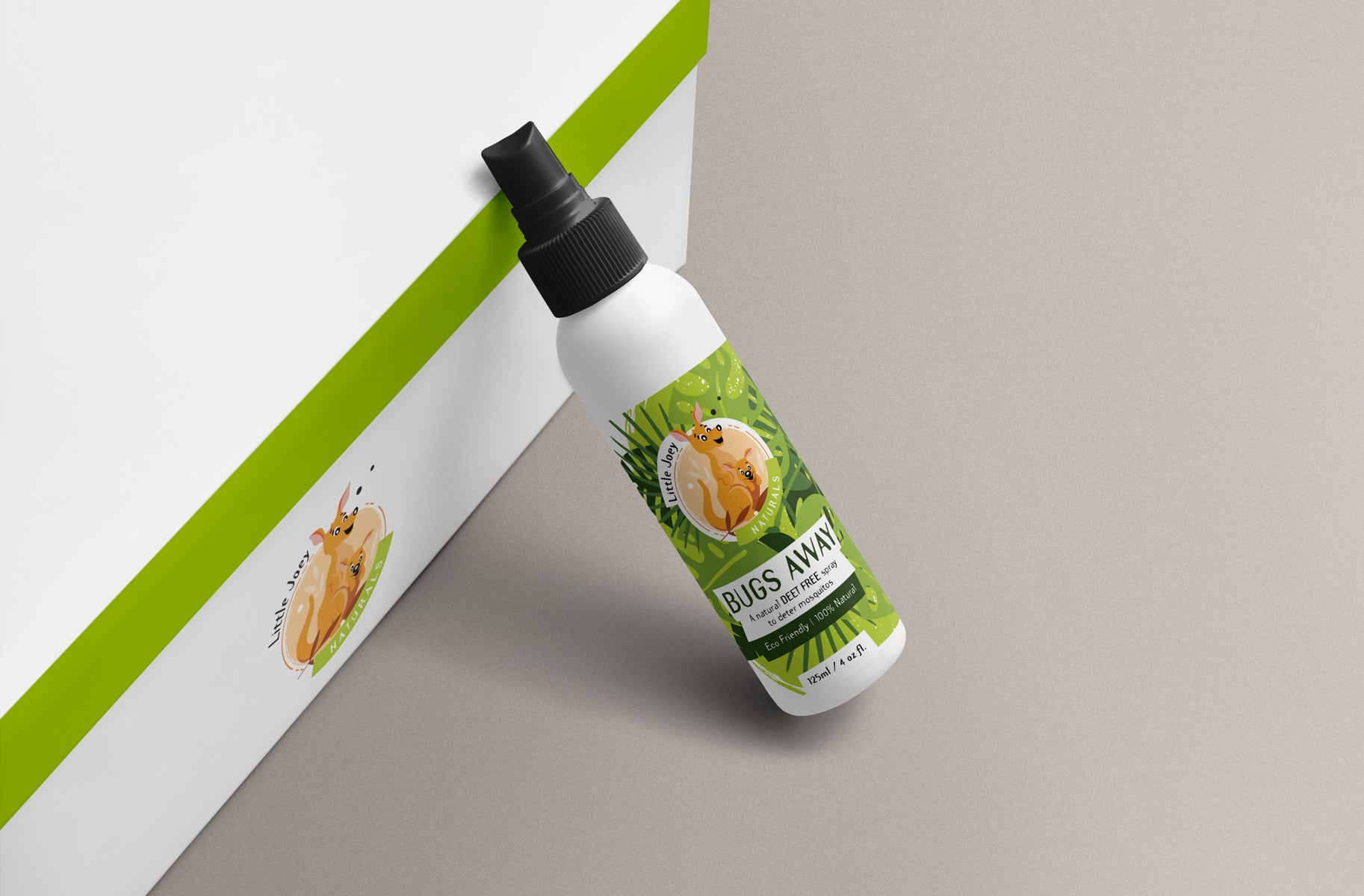 Bugs Away - Insect Repellent Spray