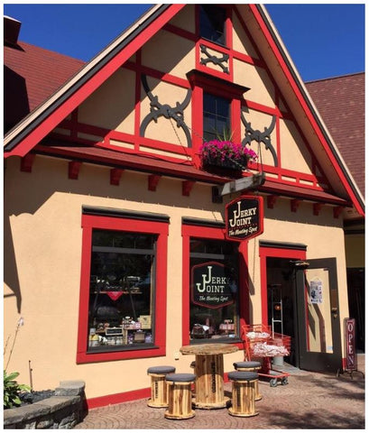 Jerky Joint, The Meating Spot, Located in the Frankenmuth River Place Shops in Frankenmuth, Michigan