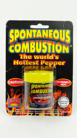 Spontaneous Combustion Pure Ground Pepper