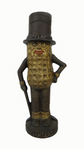 Cast Iron Mr. Peanut Bank