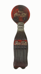 Coca Cola Cast Iron Door Handle