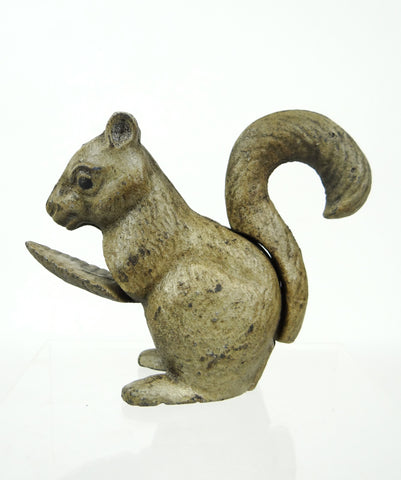 Cast Iron Squirrel Nut Cracker
