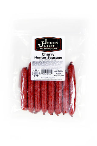Cherry Hunter Sausage