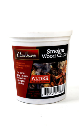 Alder Smoker Wood Chips
