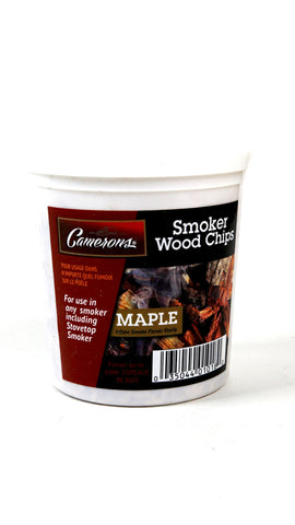 Smoker Wood Chips | Maple