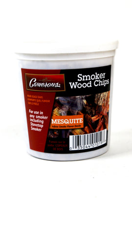 Smoker Wood Chips | Mesquite
