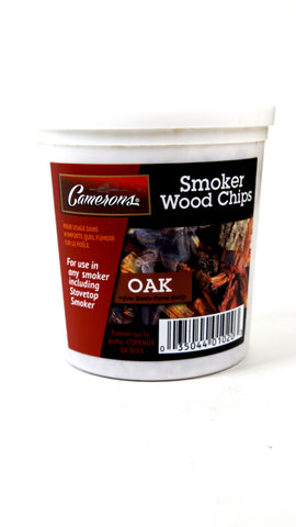 Smoker Wood Chips | Oak