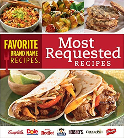 Favorite Brand Name recipes Most Requested Recipes