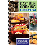 Cast Iron Cooking Inside and OutCookbook