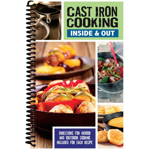 Cookbook | Cast Iron Cooking Inside and Out