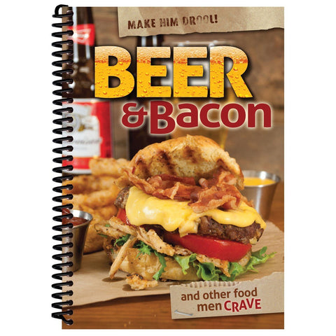 Beer & Bacon Cookbook