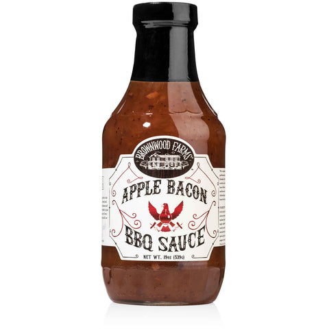 Apple Bacon BBQ Sauce