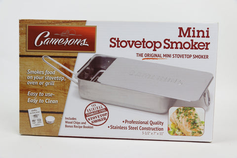 Mini Stovetop Smoker
