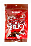 Original Salmon Jerky Strips
