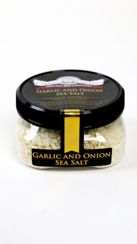 Sea Salt | Garlic and Onion Sea Salt