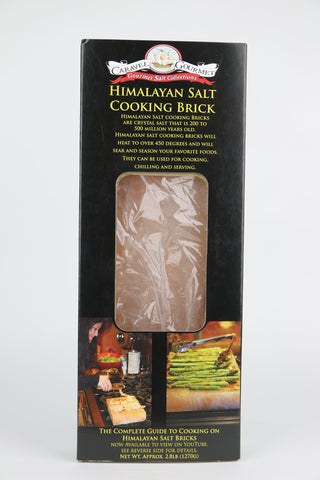 Small Himalayan Salt Cooking Brick