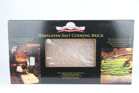 Himalayan Salt | Large Himalayan Salt Cooking Block