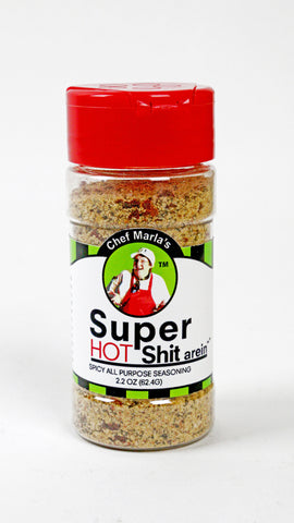 Seasoning | Super Hot Shit arein'