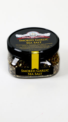 Smoked Garlic Sea Salt