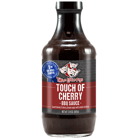Touch of Cherry BBQ Sauce