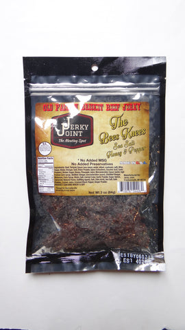 Jerky | Beef Brisket | The Bees Knees