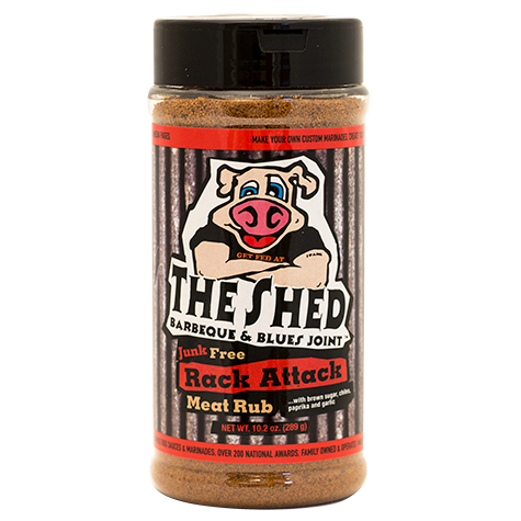 The Shed – Rack Attack Rib Rub