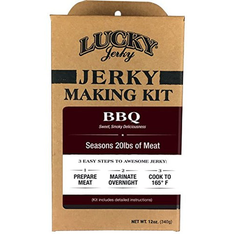 Jerky Kit | Lucky | BBQ