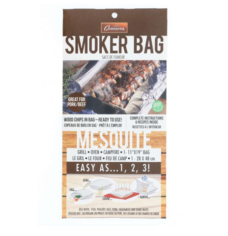 Mesquite Smoker BAg