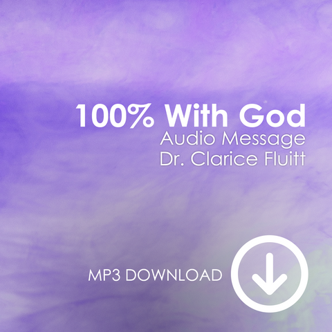 100% With God MP3