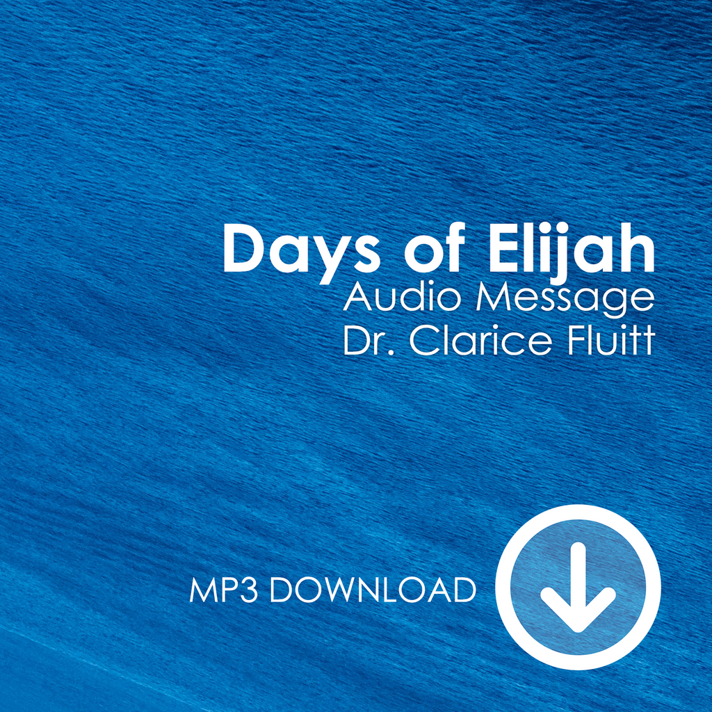 Days of Elijah MP3