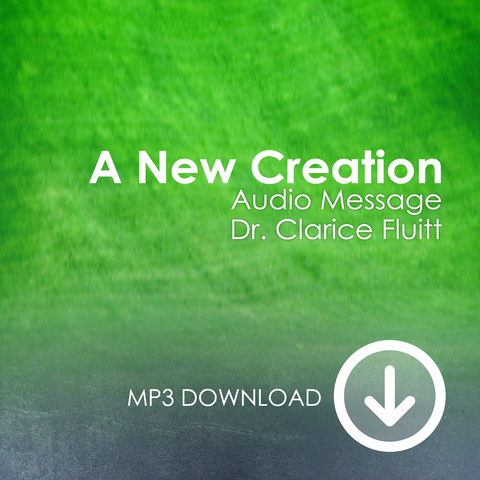 A New Creation MP3s