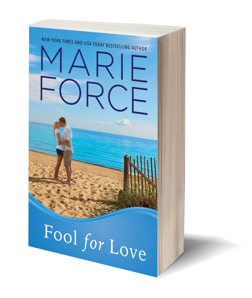 Fool for Love, Gansett Island Series, Book 2