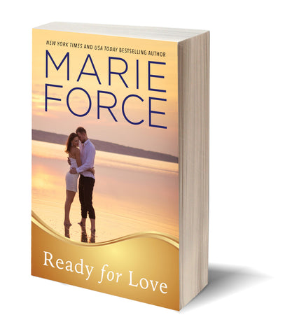 Ready for Love, Gansett Island Series, Book 3