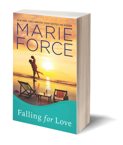 Falling for Love, Gansett Island Series, Book 4