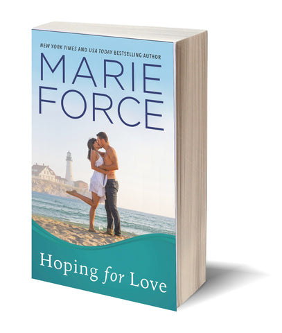 Hoping for Love, Gansett Island Series, Book 5