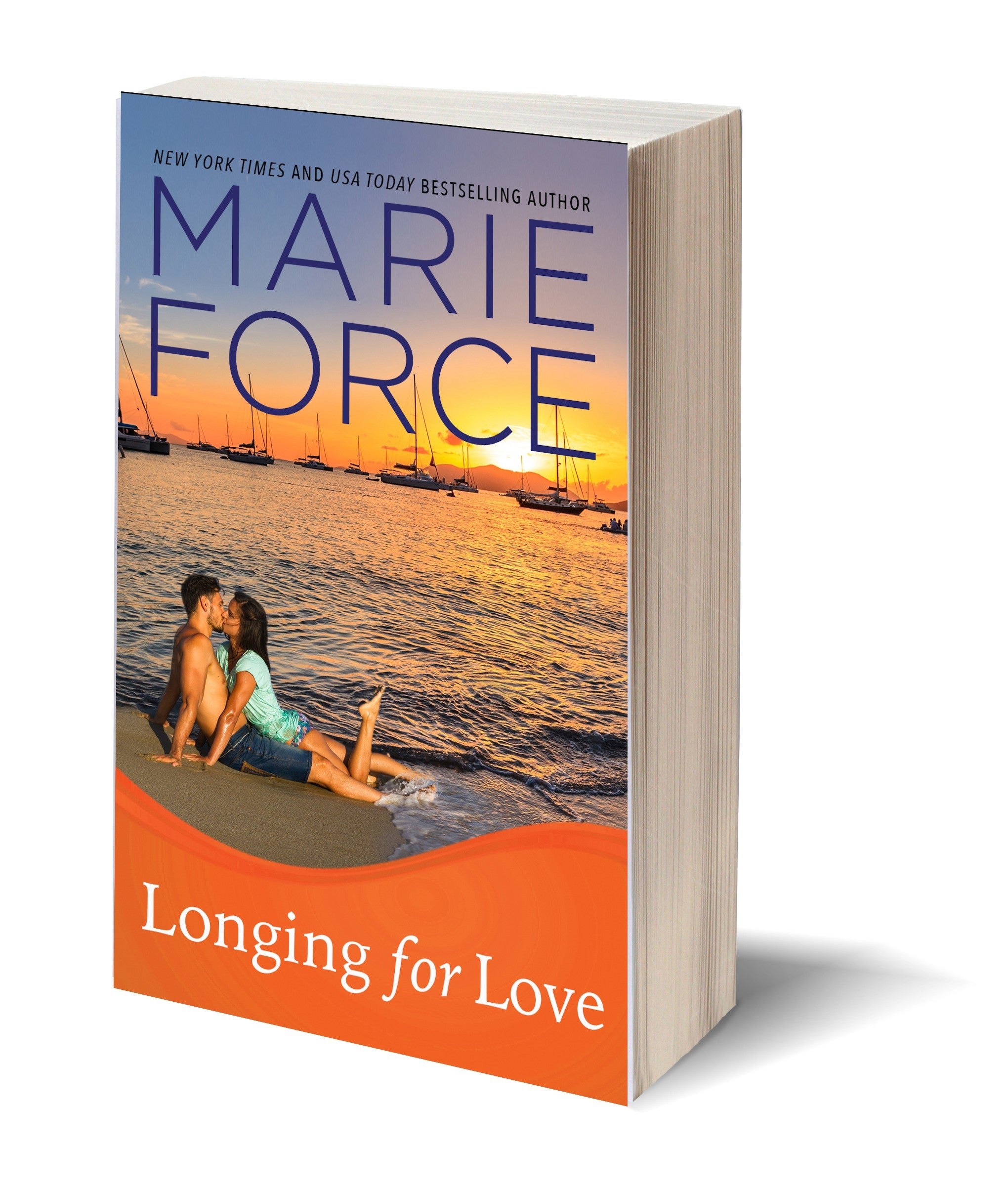 Longing for Love, Gansett Island Series, Book 7