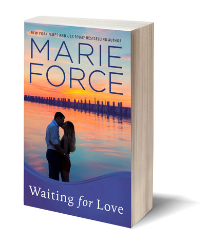 Waiting for Love, Gansett Island Series, Book 8