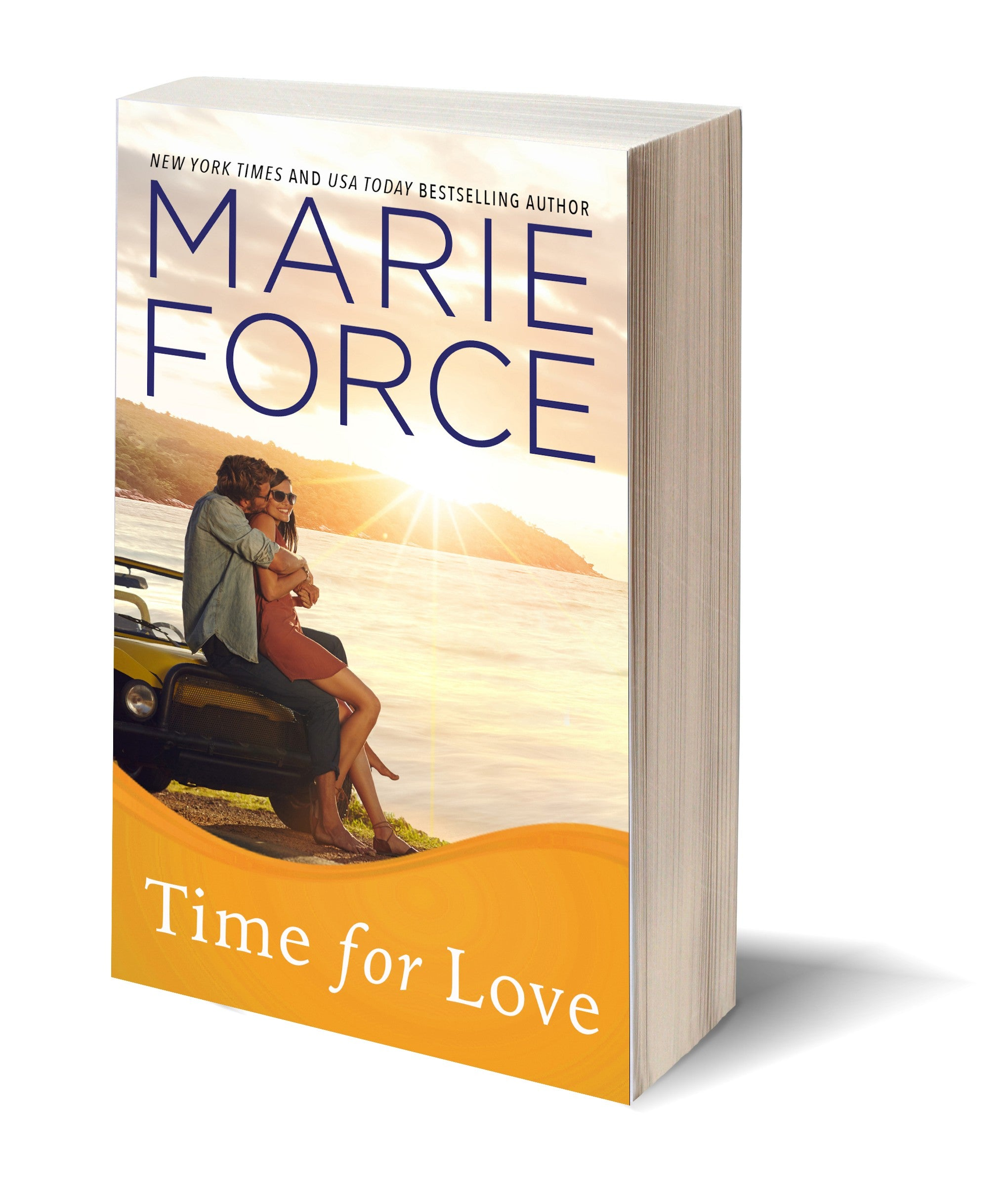 Time for Love, Gansett Island Series, Book 9