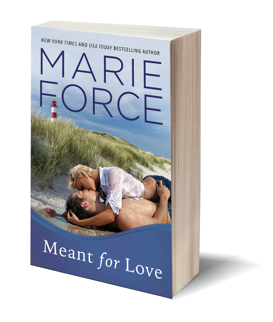 Meant for Love, Gansett Island Series, Book 10
