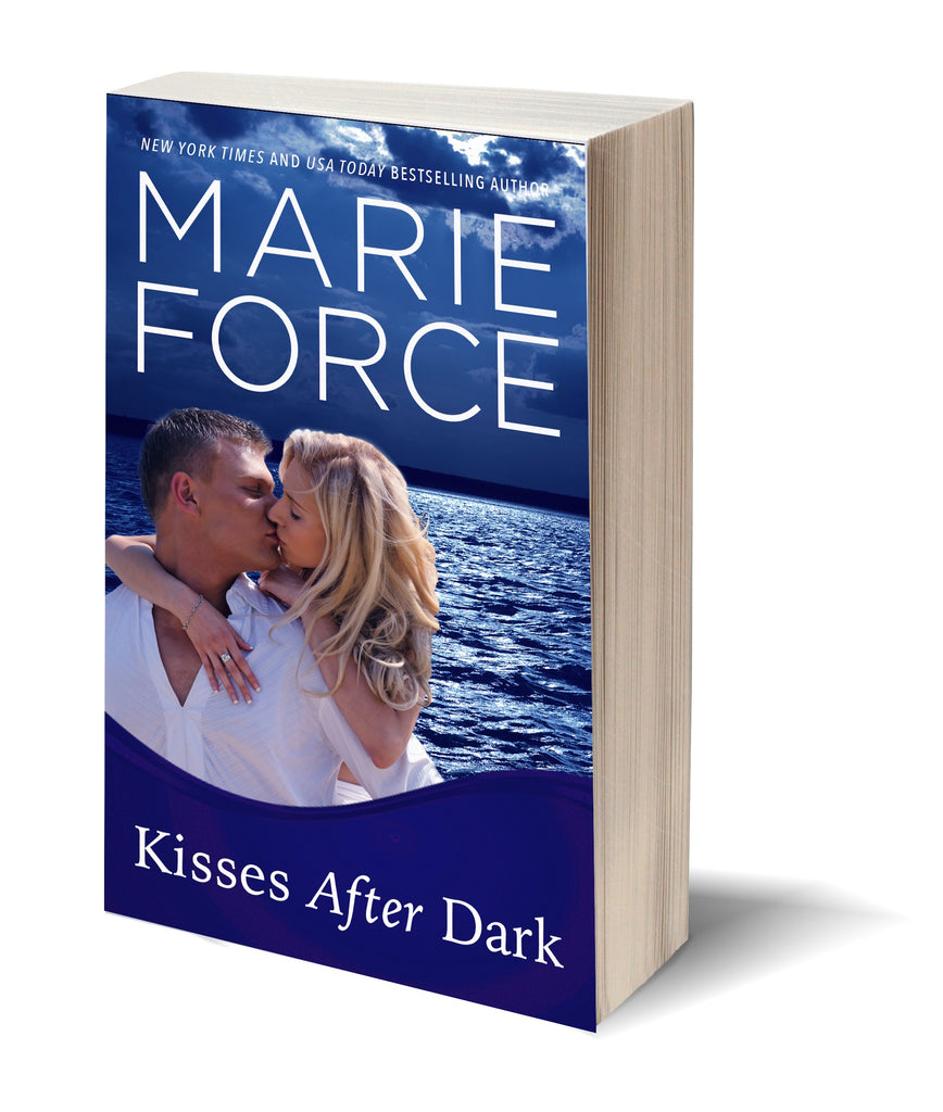 Kisses After Dark, Gansett Island Series, Book 12