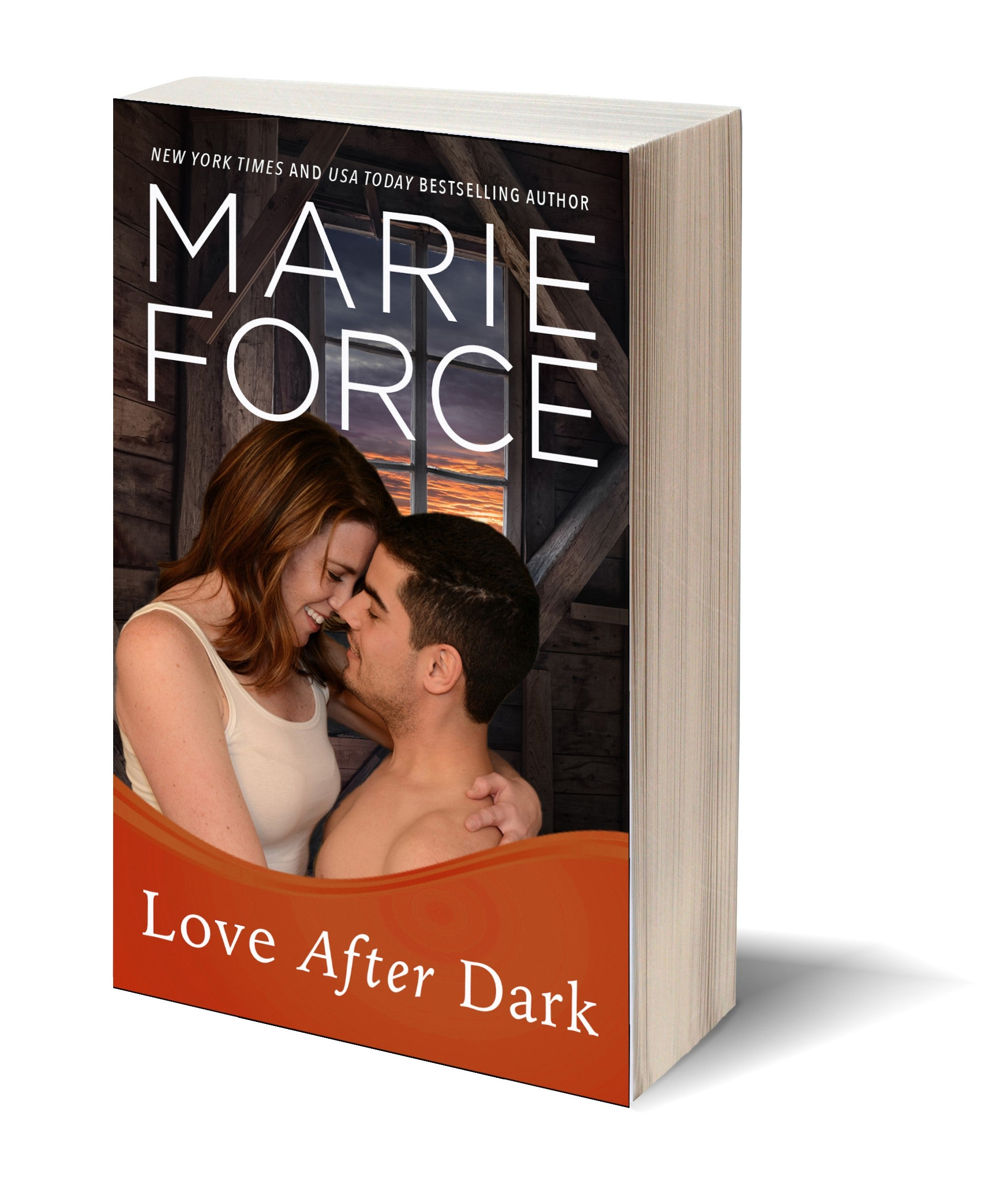 Love After Dark, Gansett Island Series, Book 13