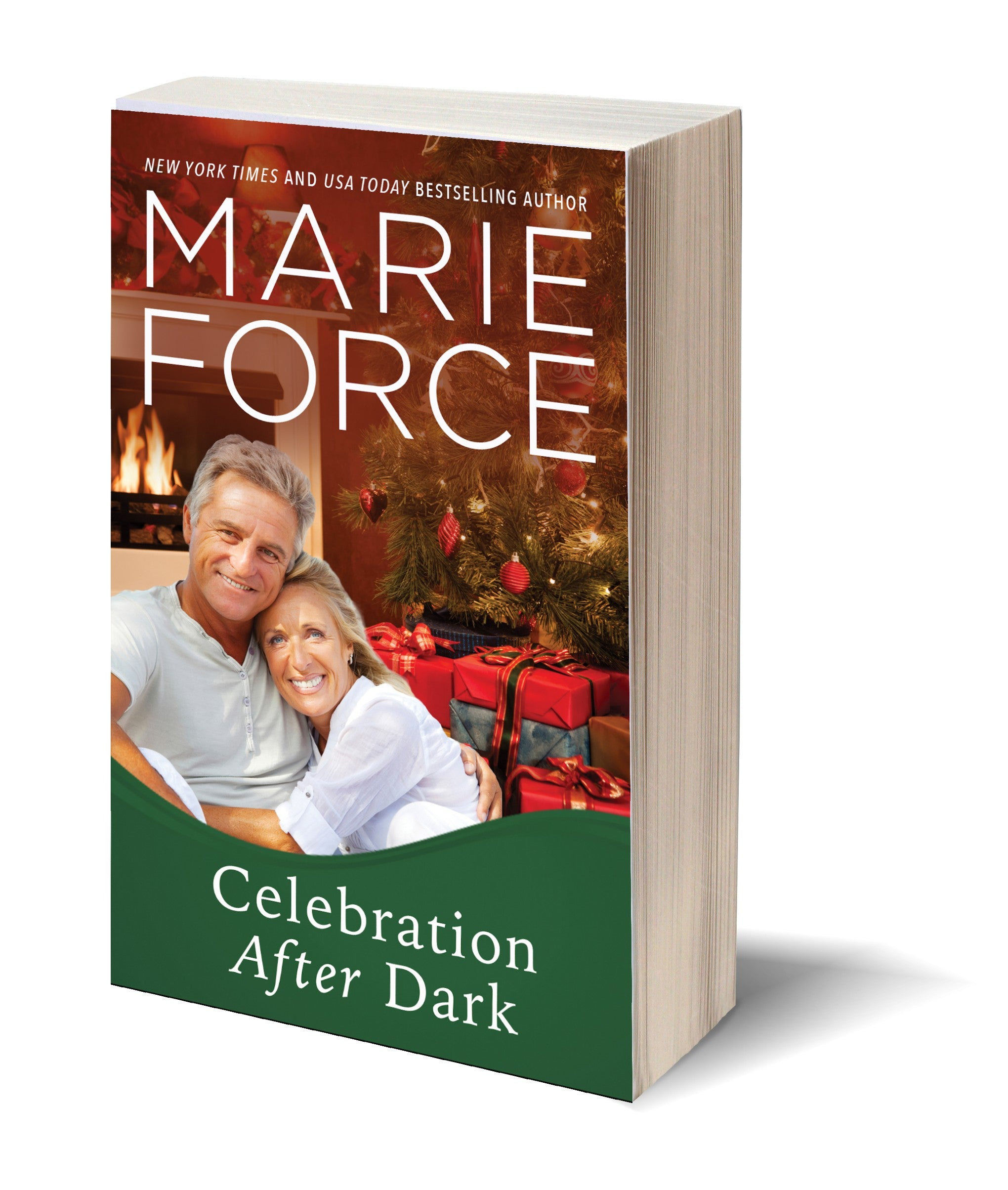 Celebration After Dark, Gansett Island Series, Book 14