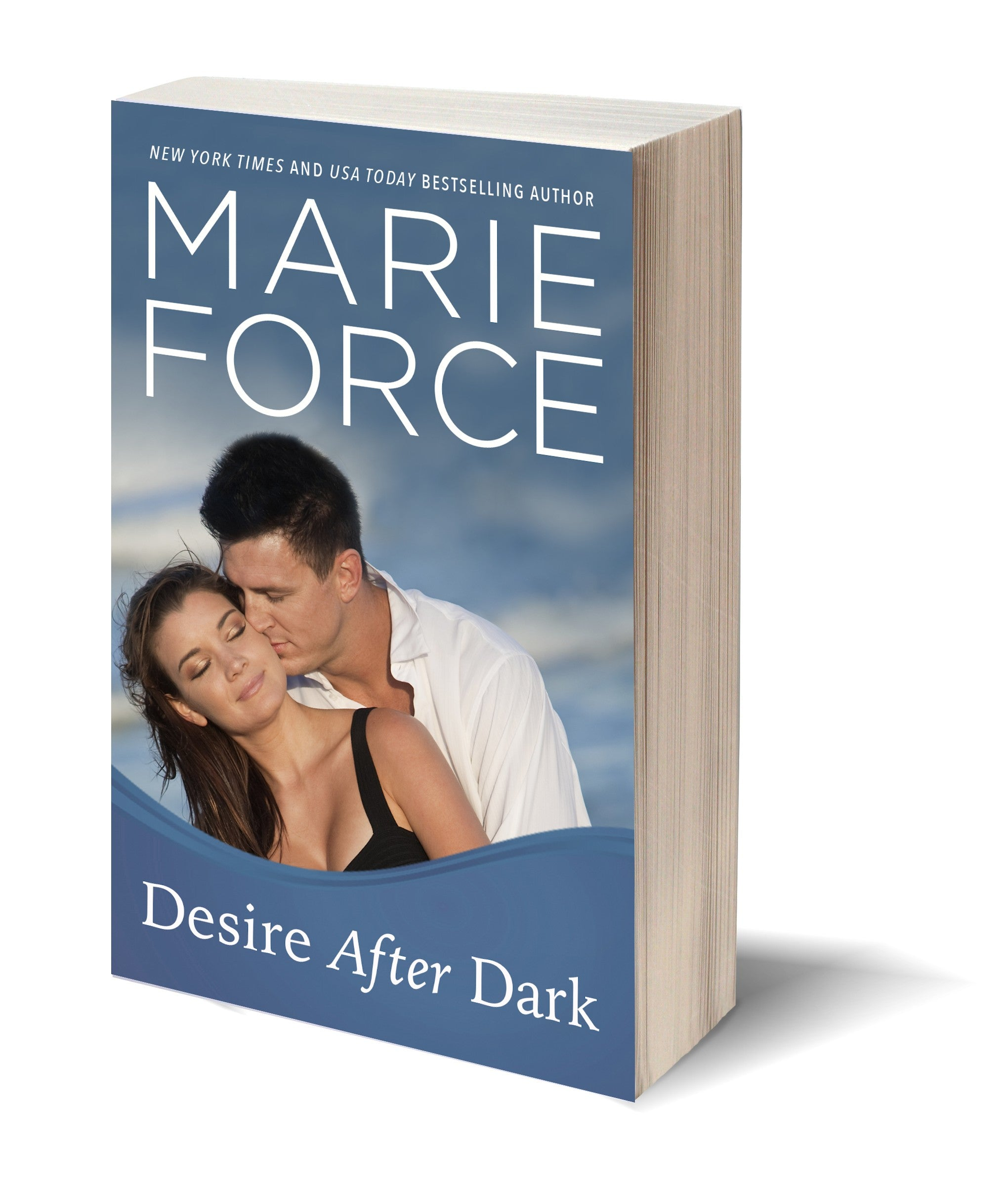 Desire After Dark, Gansett Island Series, Book 15