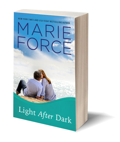Light After Dark, Gansett Island Series, Book 16