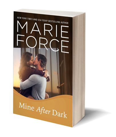 Mine After Dark, Gansett Island Series, Book 19