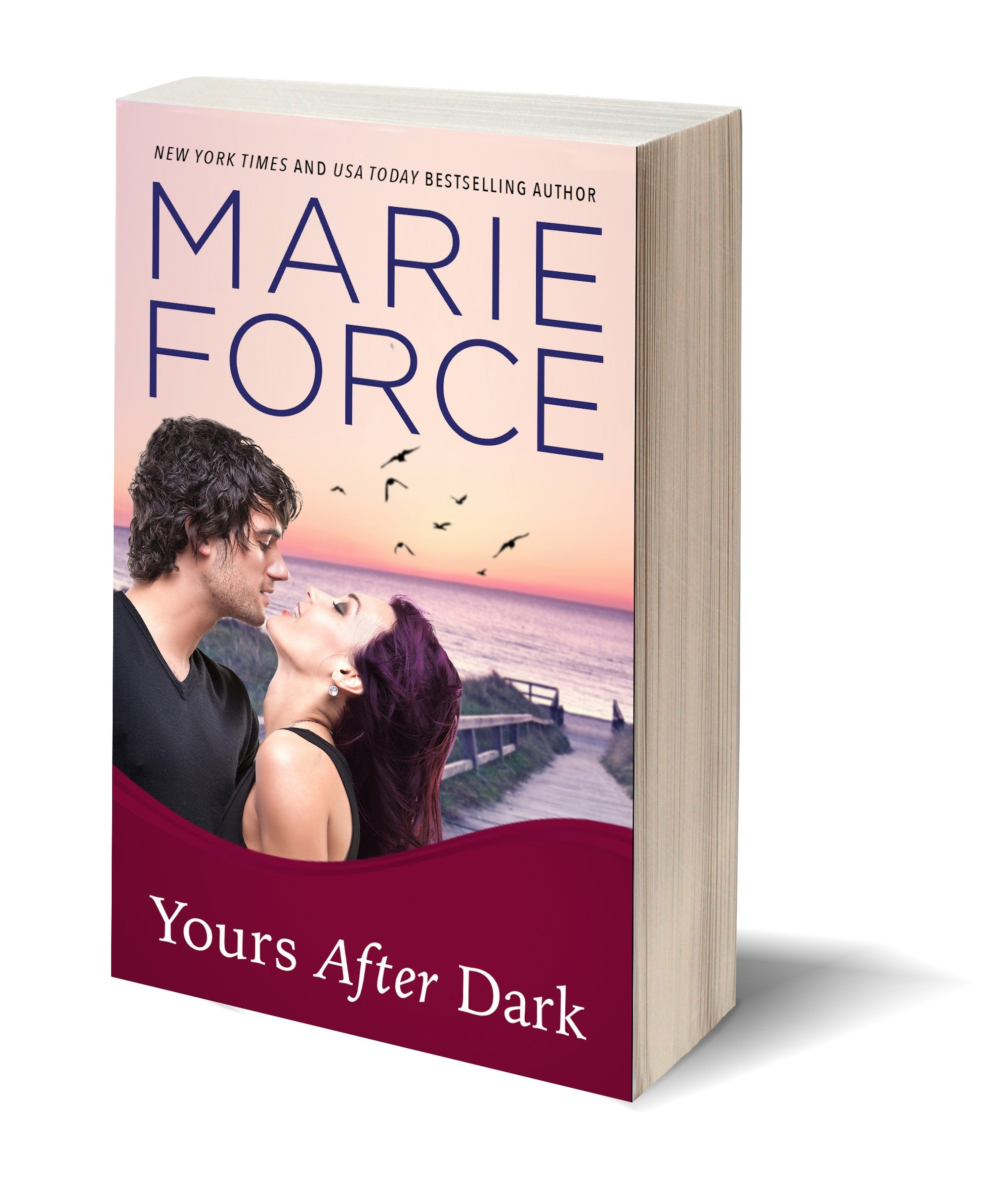 Yours After Dark, Gansett Island Series, Book 20