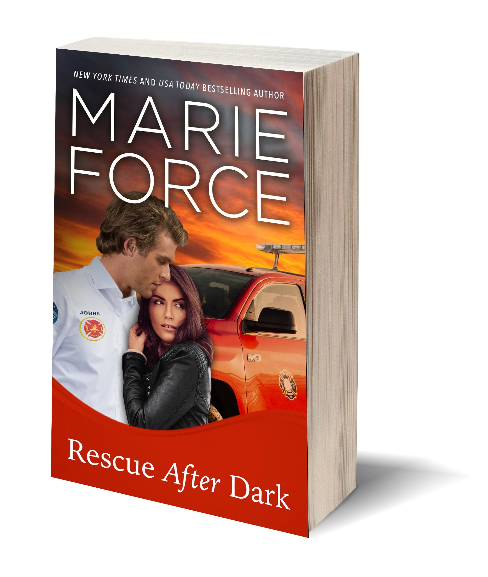 Rescue After Dark, Gansett Island Series, Book 22